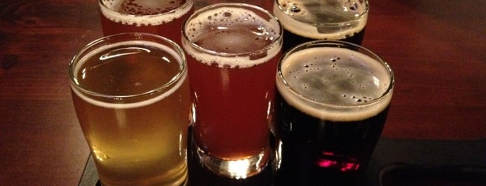 John Harvard's Brewery & Ale House is one of Top 10 dinner spots in Boston, MA.