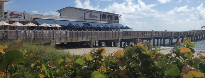 Benny's on the Beach is one of Ft Lauderdale to Stuart FL.