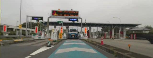 加須IC is one of 高速道路.