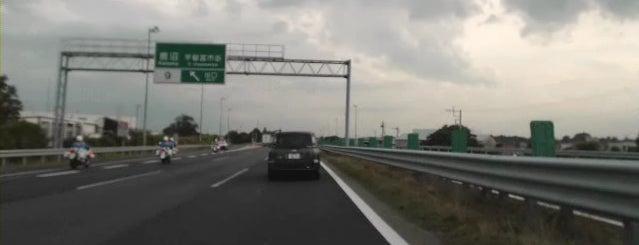 鹿沼IC is one of 高速道路.