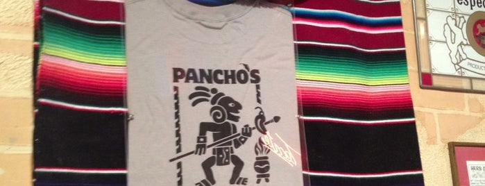 Pancho's Salsa Bar & Grill is one of In & Out of the Loin.