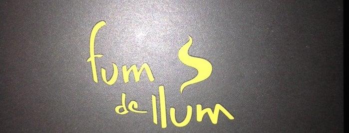 Fum De Llum is one of valencia.