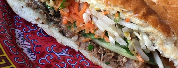 Lucy's Vietnamese Kitchen is one of SC/NY - Yet To EAT.