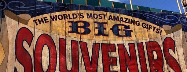 Big Top Souvenirs is one of Favorite Places in Florida.