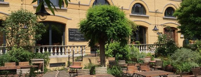 Café Kosmopolit is one of Restaurants.