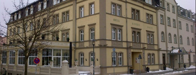 Hotel Kaiserin Augusta is one of Weimar.