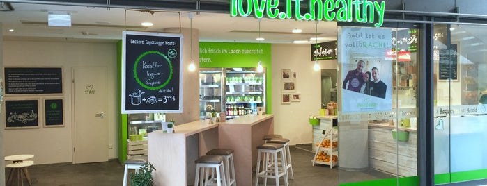 love.it.healthy is one of Hannover.