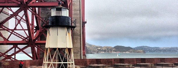 Fort Point National Historic Site is one of San Francisco To Do List.