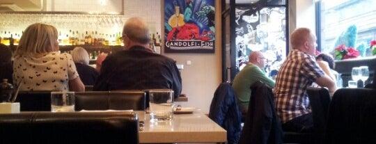Café Gandolfi is one of Scotland.