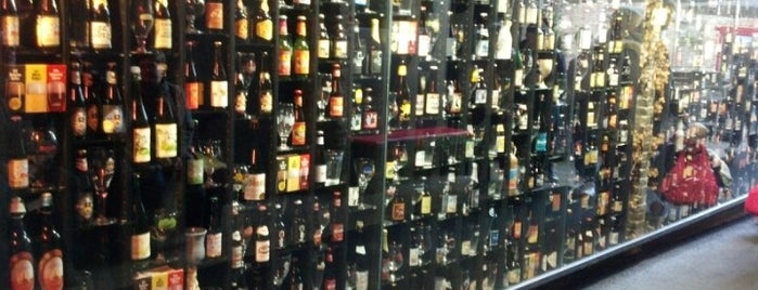 2be - The Beer Wall is one of Brussels.