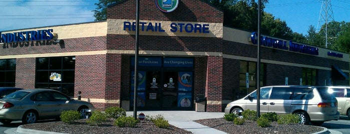 Goodwill Industries Is One Of The 9 Best Thrift Stores And Vintage Shops In  Greensboro.