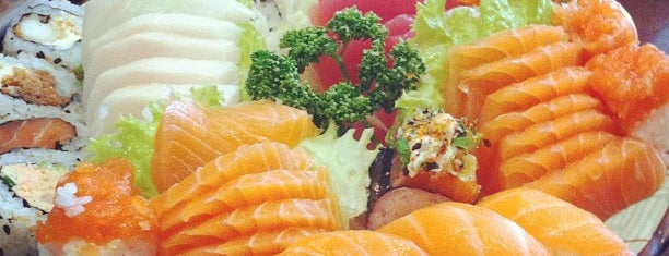 Naê Sushi is one of Amor em SP.