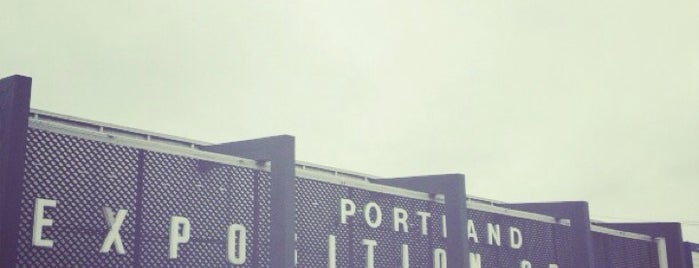 Portland Expo Center is one of My Saved Places.