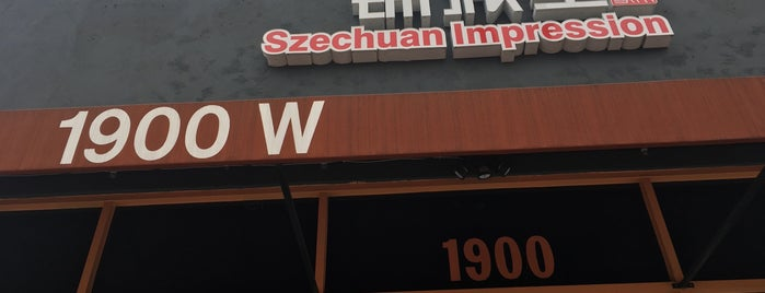 Szechuan Impression is one of LA: Central, East, Valleys.