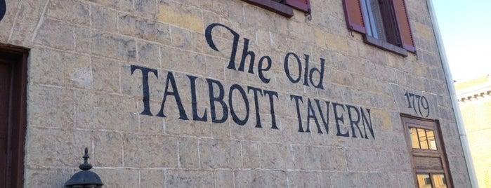 Old Talbott Tavern is one of Historian.