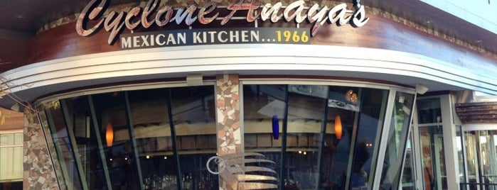 Cyclone Anaya's Mexican Kitchen is one of Food Critic!.