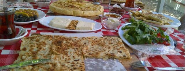 Bahçe Arası Gözleme & Kahvaltı is one of antalya~ alanya~ side~belek.