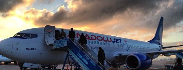 Van Ferit Melen Airport (VAN) is one of Airports in Turkey.