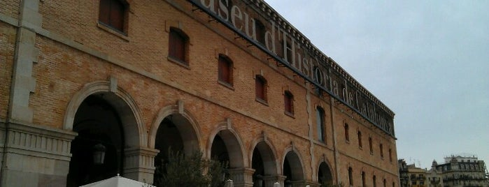 Museu d'Història de Catalunya is one of Barcelona's Best Entertainment - 2013.