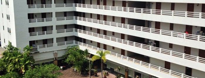 Hatyai Paradise & Resort Hotel is one of ไปบ่อย.