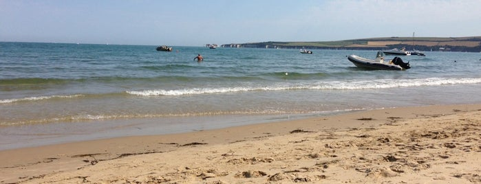 Studland Beach is one of Shelbyart's Favourite Places.