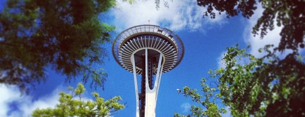 Space Needle is one of Seattle.