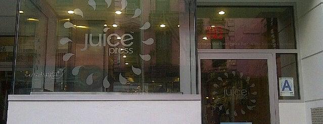 Juice Press is one of Kettle's Top Spots.