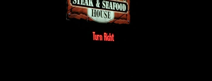 Suzy's Steak & Seafood is one of Wisconsin Dells.