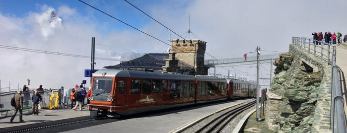 Gornergrat Bahn is one of My Switzerland Trip'11.