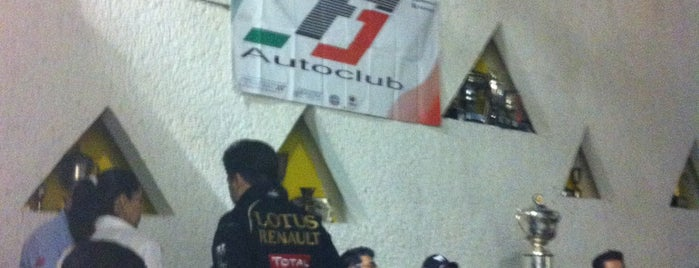 Autoclub F1 is one of DF.