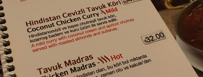 Spice Curry House is one of Ankara.