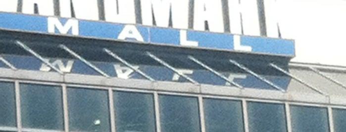 Landmark Mall is one of Malls.
