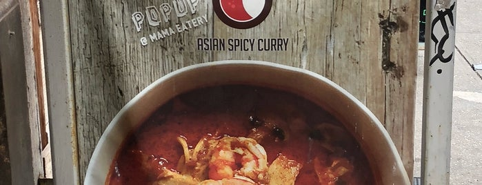 Asian Spicy Curry is one of NYC to do.