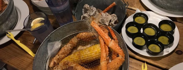 Joe's Crab Shack is one of Favorite Restaurant in NYC PT.2.