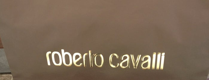 Roberto Cavalli is one of Rome.
