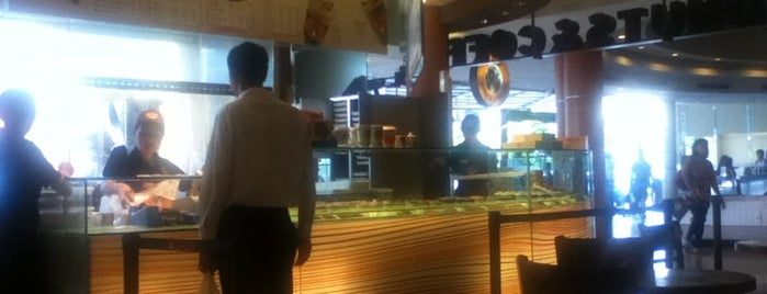 J.Co Donuts & Coffee is one of Top picks for Cafés.