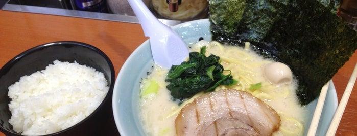 魂心家 新宿小滝橋店 is one of 飯屋.