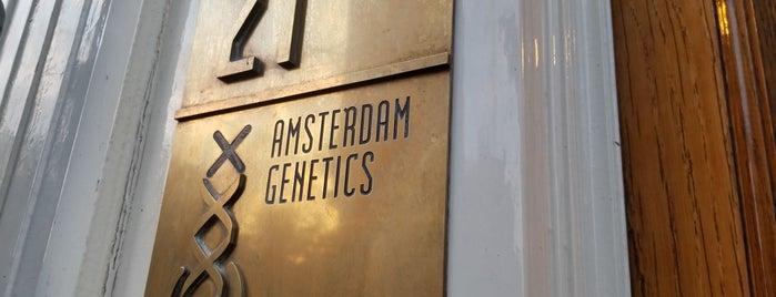Boerejongens is one of Amsterdam.