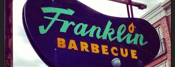 Franklin Barbecue is one of SXSW: Best Restaurants and Bars in Austin.
