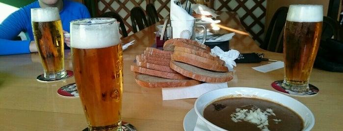 Restaurace U Lípy is one of můj seznam míst.