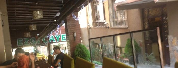 Ezgi Cafe is one of Kızılay Mekanları.
