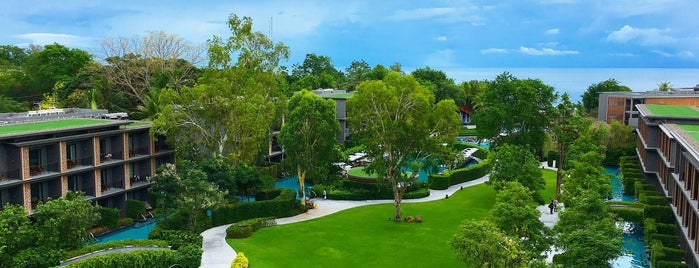 Hua Hin Marriott Resort & Spa is one of Hotel.
