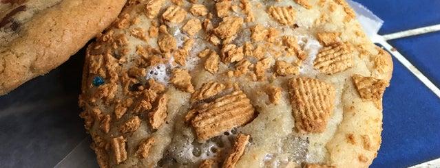 Milk & Cookies Bakery is one of The 14 Best Cookies in NYC.