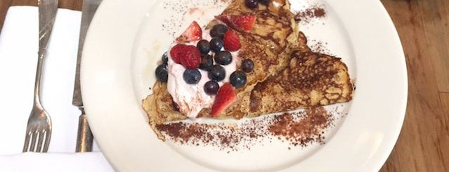 Eva Jean's is one of The 16 Best Underrated Brunch Spots In NYC.