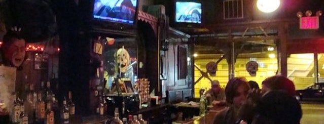 Station Cafe is one of 50 Best Dive Bars in NYC.