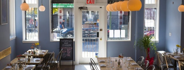 Le Fond is one of BKLYN: Whole New World.