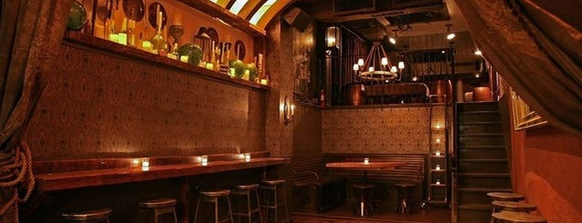 The Folly is one of Bars and speakeasies.