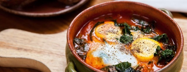 Balaboosta is one of The 11 Best Shakshukas in NYC.