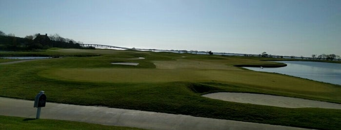 Rum Pointe Seaside Golf Links is one of Golf at the beach in Ocean City, Md..