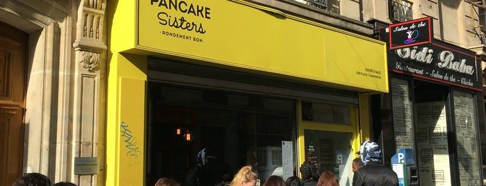Pancake Sisters is one of Paris.